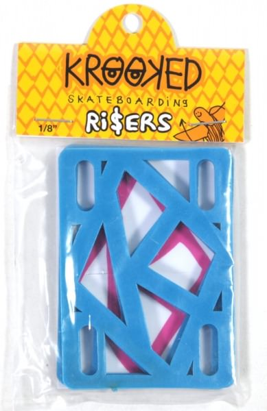 Krooked Pads 1/8""