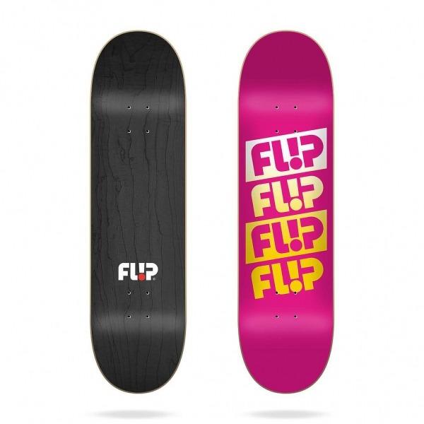 """Flip Team Quattro Fade 7,88"""" Deck"""