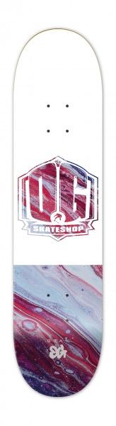 """OG Skateshop Art Series """"Mars"""""""