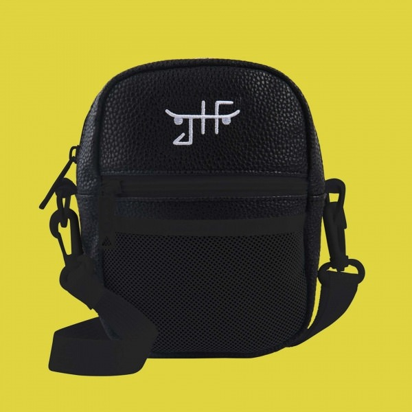 Bumbag x Just Have Fun Black