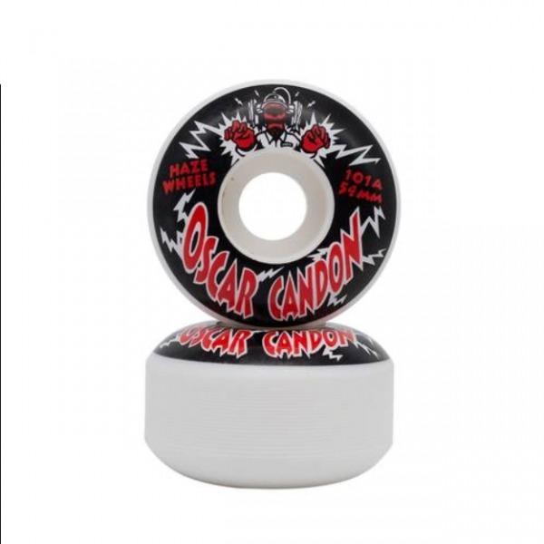 Haze Wheels Oscar Candon 54mm 101a