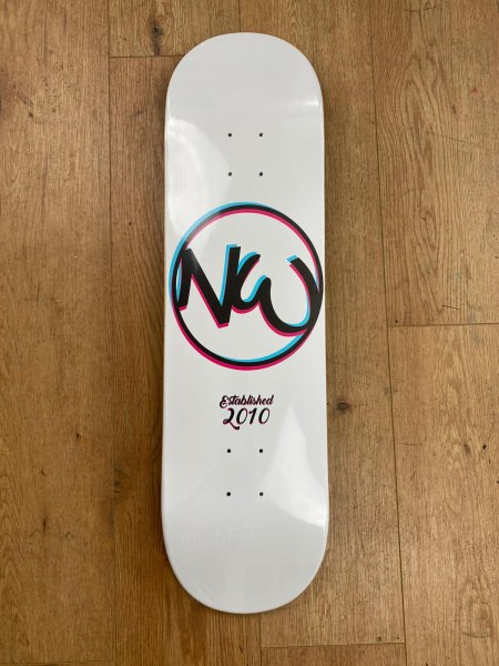 "Nolliewood Deck Nolliewood OG Logo 8,5"""