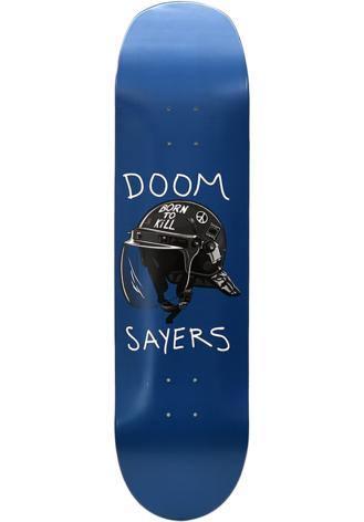 "Doomsayers Deck Riot Helmet Shovel Nose 8,4"""