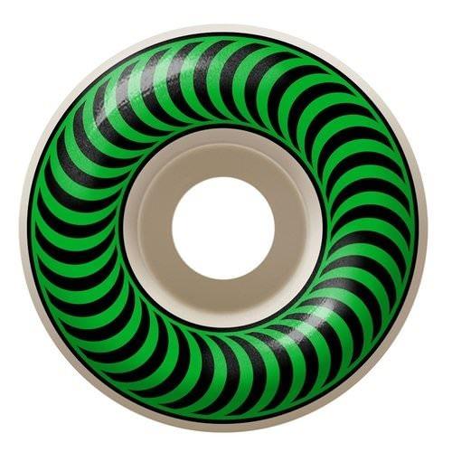 Spitfire Classic Green 52mm Rollen