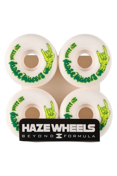 Haze Wheels Hand of Doom 54mm 99a Conical Shape Rollen