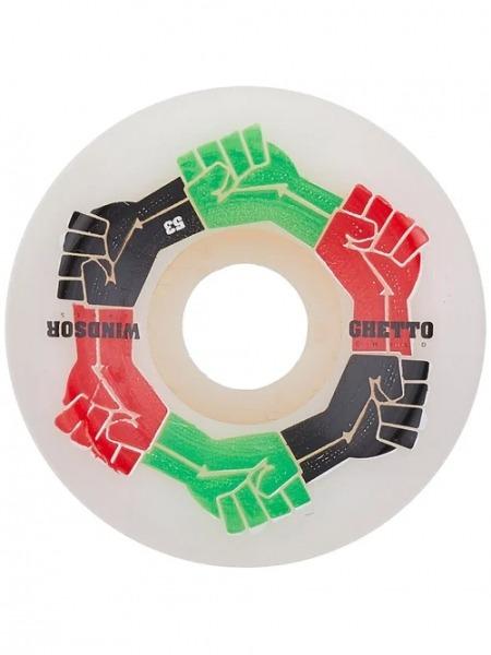 Ghetto Child Wheels Windsor Power 53mm