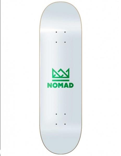 """Nomad Crown Logo 8.75"""" Deck"""