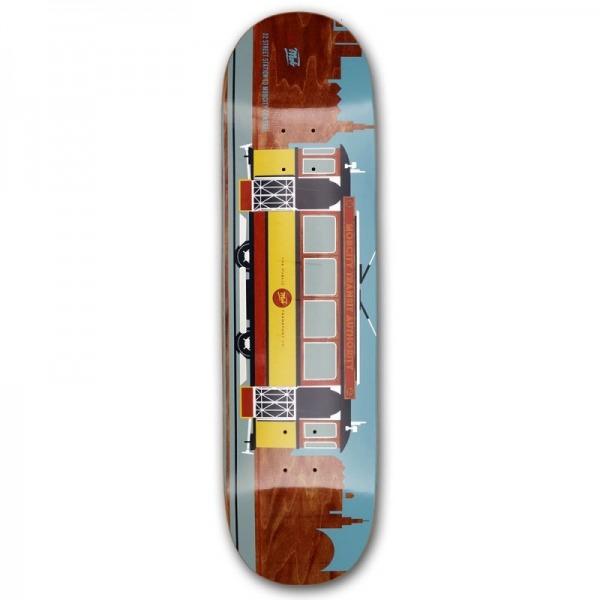 MOB Skateboards Express Deck 8.5