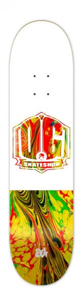 """OG Skateshop Art Series """"Rasta"""""""