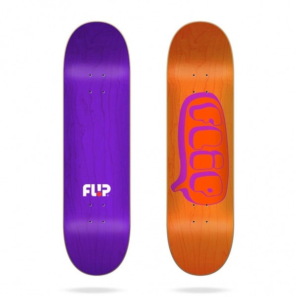 "Flip Team Bubble 7,81"" Deck"