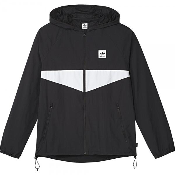 Adidas Skateboarding Dekum Jacket (black/white)