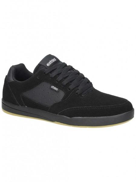 Etnies Veer Schuh (black/white/gum)