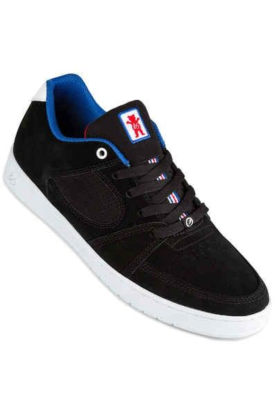 new products 13fa1 be31c éS Accel Slim x Grizzly Schuh (black/blue)