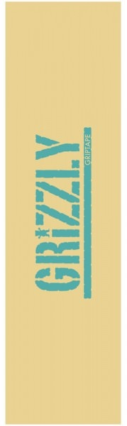 Grizzly Griptape Neccessities Sand