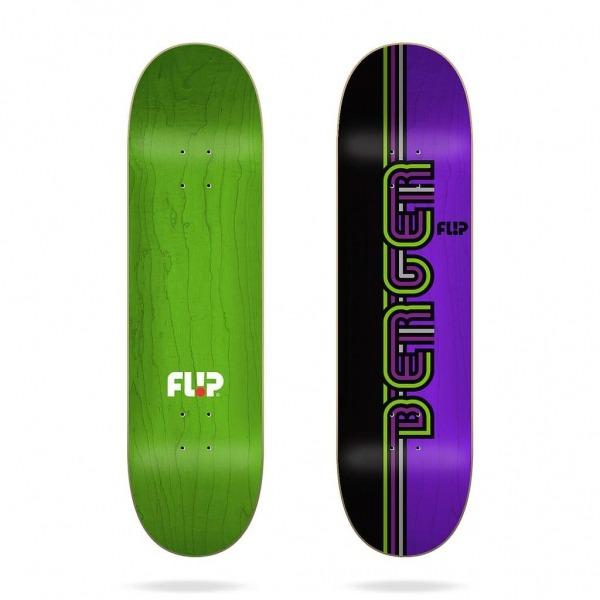"Flip Berger Stripe 8"" Deck"
