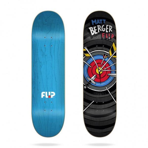 "Flip Berger Blast 8"" Deck"