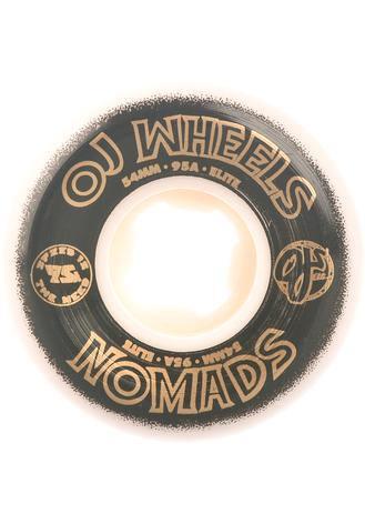 OJ Elite Nomads Edge Wheels 53mm 95A