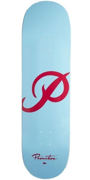"Primitive Classic P (blau) 8,25"" Deck"