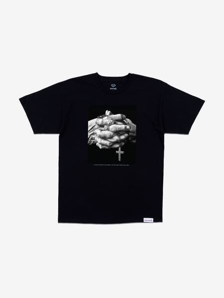 Diamond Mercy S/S TShirt (black)