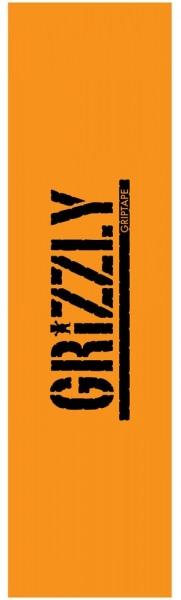 Grizzly Griptape Neccessities Orange