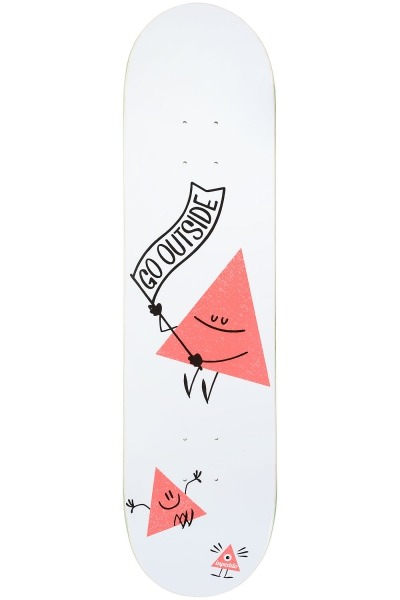 "Inpeddo Triangle 8"" Deck"