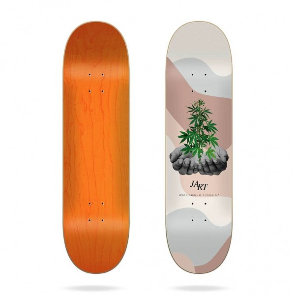 "Jart Let it be 8,0"" Deck"