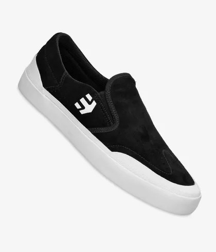 Etnies Marana Slip XTL Schuhe Black White