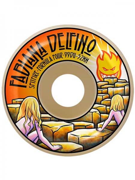 Spitfire Conical Full F4 Delfino 52mm