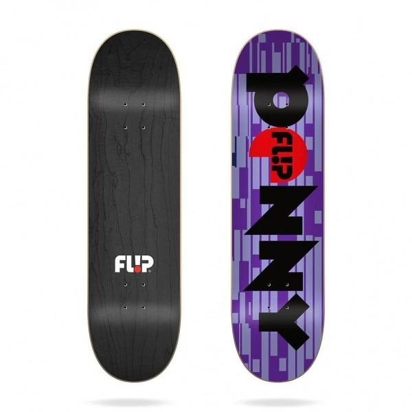 """Flip Penny Glitch 8.3"""" Deck"""