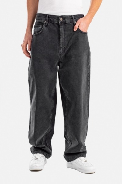Reell Baggy Jeans (Black Wash)