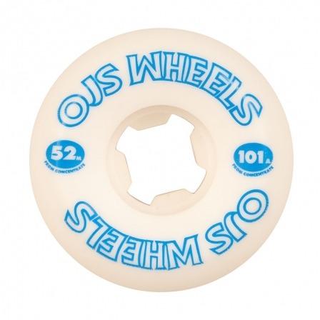 Oj Wheels Hardline Rollen 52mm 101a