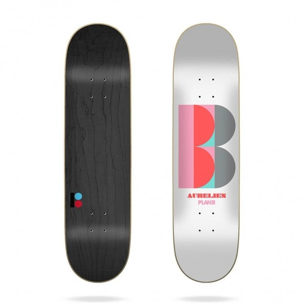 "Plan B Aurelien Deco 8,25"" Deck"