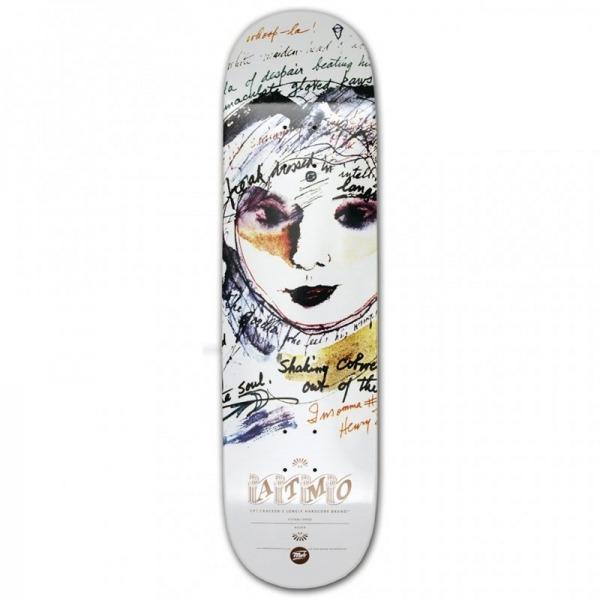 MOB Skateboards Henry Deck - 8.125