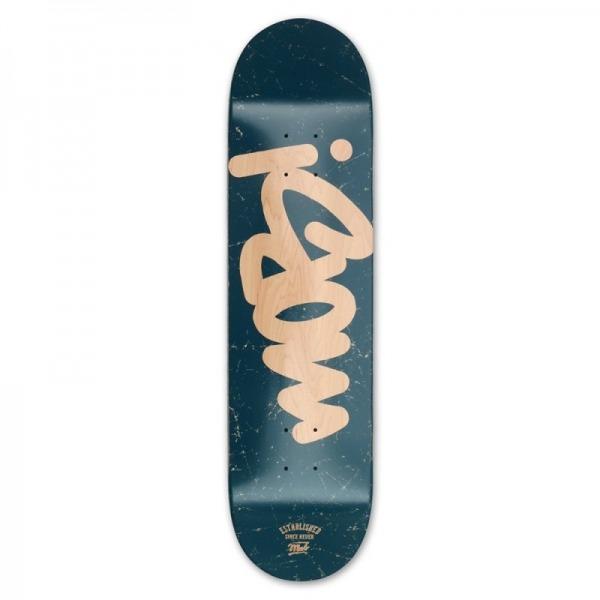 MOB Skateboards Tag Logo Deck - 8.125
