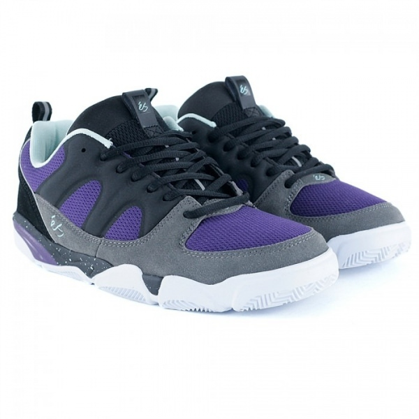 éS Silo grey/black/purple