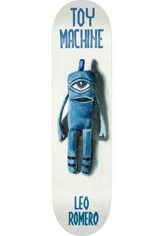 "Toy Machine Deck Doll Series Romero 7,88"""