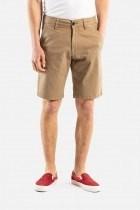 Reell Grip Chino Shorts Dark Sand