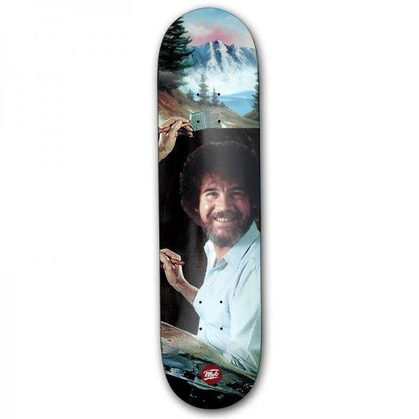 MOB Skateboards Mob Ross Deck - 8.0