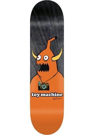 "Toy Machine Deck Templeton Camera Monster 8,5"""