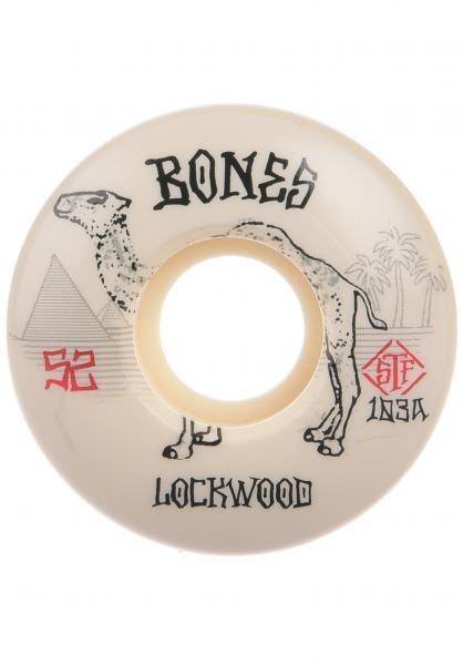 Bones STF Lockwood Smokin 103A V3 Slims 52mm Rollen