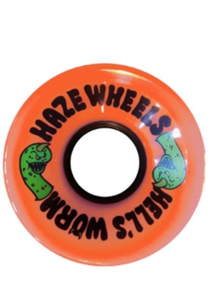 Haze Wheels Hell's Worm 60mm 78a Rollen