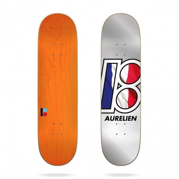 "Plan B Aurelien Global 8"" Deck"