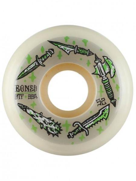 Bones STF Dark Days 99A V5 Sidecut 52mm Rollen