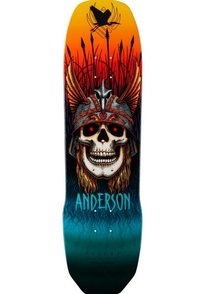 Powell-Peralta Flight Pro Shape Andy Anderson 9,125''