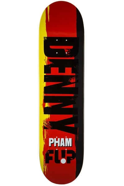 "Flip Pham ""International"" 8"" Deck"