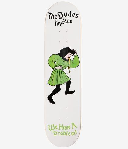 "Inpeddo X The Dudes Problem 8,25"" Deck"