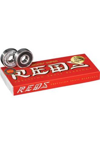 Bones Spuer Reds Bearings