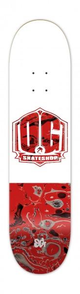 "OG Skateshop Art Series ""Red Acid"""