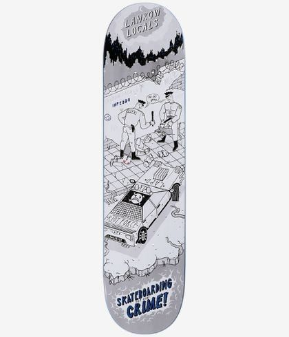 """Inpeddo It`s A Crime 7,75"""" Deck"""