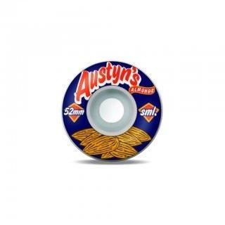 SML Classics Austyn Gillette Almonds 52mm 99a Rollen